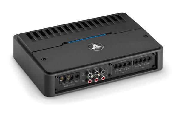 Bilde av JL Audio RD400/4 - multikanals forsterke