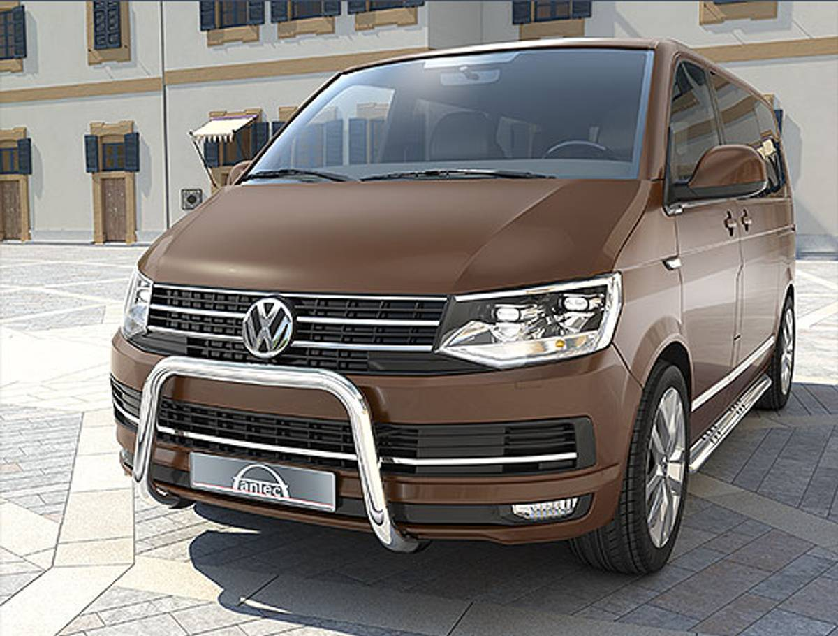 VW T6 EU-beskyttelsesbøyle for personer 60 mm
