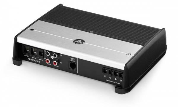 Bilde av JL Audio - XD600/1v2 - forsterker 600W