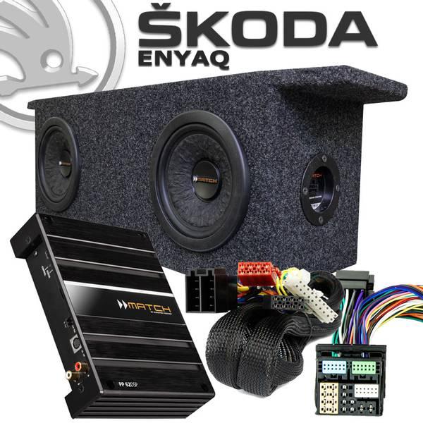 Bilde av Oppgraderingspakke Skoda Enyaq